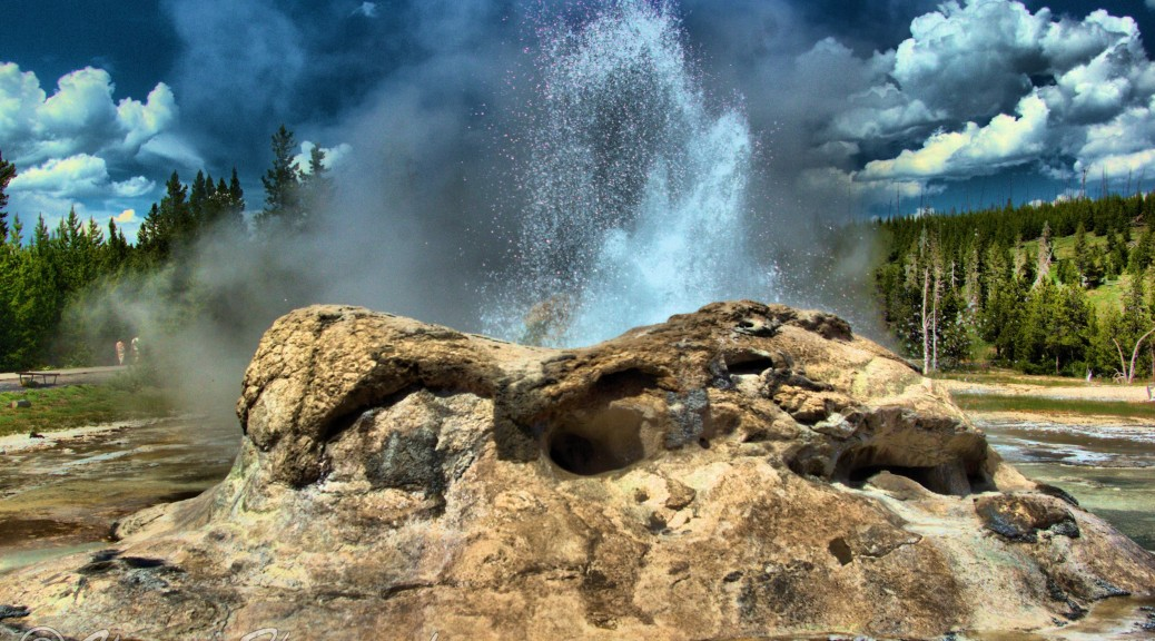 Old Faithful Area, Yellowstone National Park