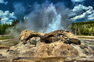 Vernon Heywood Photography - Old Faithful Area, Yellowstone National Park