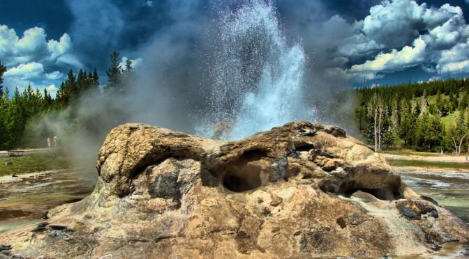 Old Faithful Area, Yellowstone National Park