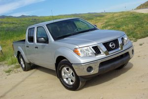 2010 Nissan Frontier  -  A published sample of Vernon Heywood's writing on About.com