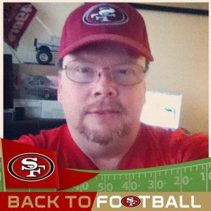 Vernon Heywood - 49er Profile Pic
